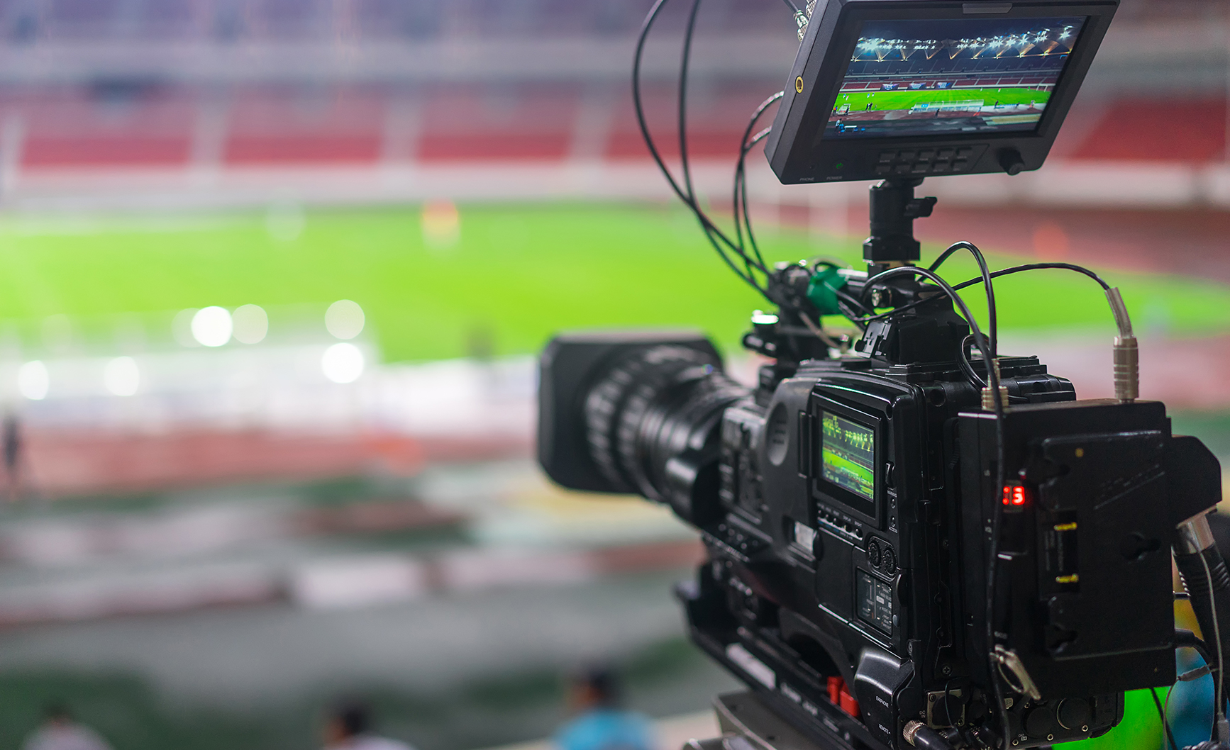 Case Study: Live Football Using 4G to Satellite