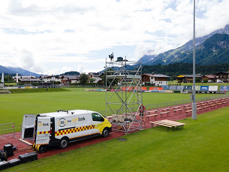Nemeton TV and MSTV Deliver Pre-Season Football over 4G to Satellite